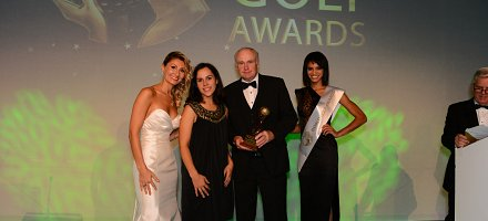 World Golf Awards 2015